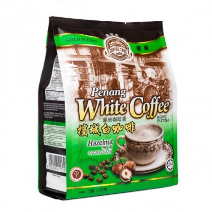 1-AP4-CoffeeTree Gold Blend Hazelnut White Coffee