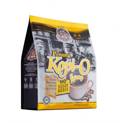 1-AP6-Coffee Tree Gold Blend Penang Kopi O - Kosong